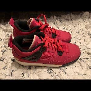 Jordan Retro Valentines Cherry 4's